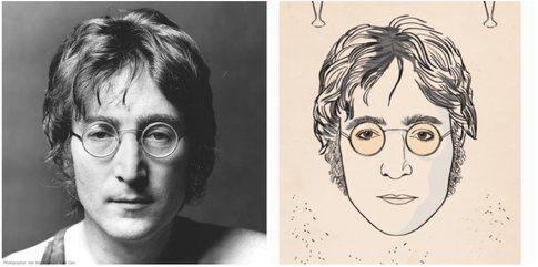John Lennon: 9 cose che non sapete sui suoi occhiali