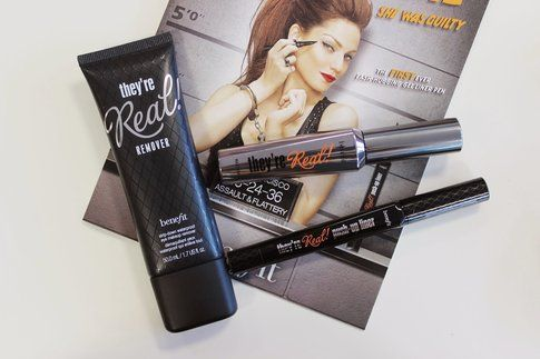 Tar liner - They're real - Remover - Benefit Cosmetics