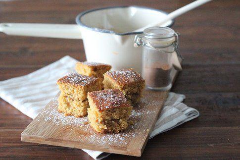 la ricetta della torta di zucca con la crema speziata