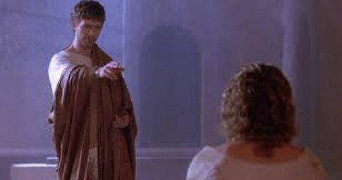David Bowie in L'ultima tentazione di Cristo - foto thefilmexperience.net