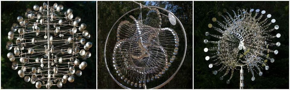 Le magiche sculture in movimento di Anthony Howe