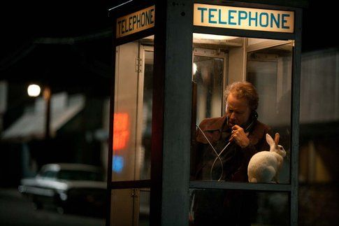 Tom Waits in 7 Psicopatici - foto Movieplayer.it