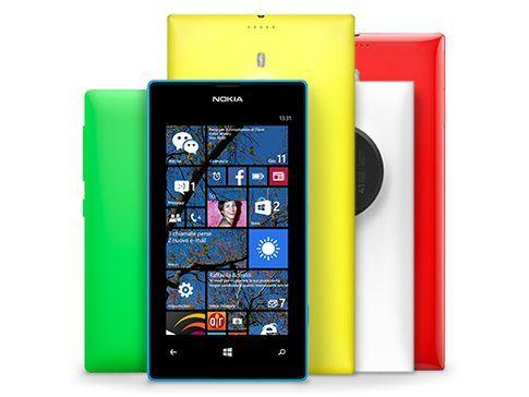 La serie Lumia di Nokia offre una vasta scelta in fatto sia di modelli che prezzo