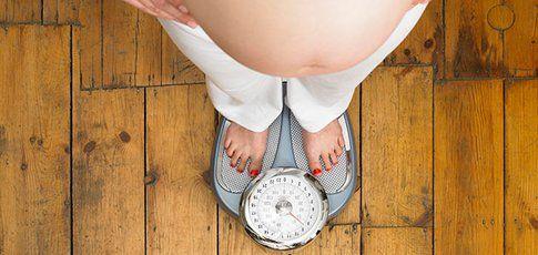 Gravidanza e peso corporeo