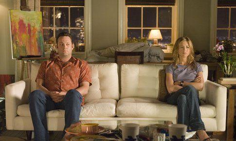 Vince Vaughn e Jennifer Aniston in The Break-up