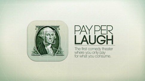 Pay Per Laugh - immagine dalla pagina facebook Pay Per Laugh