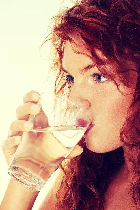 Buona abitudine: Bere molta acqua