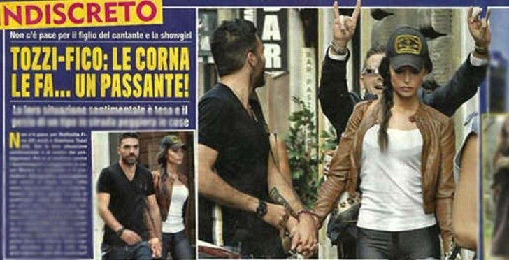 Raffaella Fico insultata per le strade di Milano
