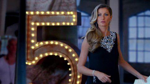 Gisele nello spot Chanel diretto da Baz Luhrmann