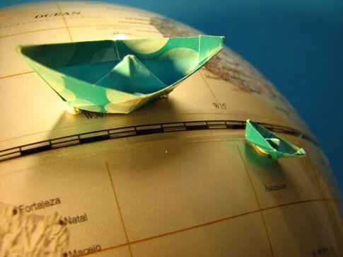 Partire per un grande viaggio - by Fdecomite via flickr