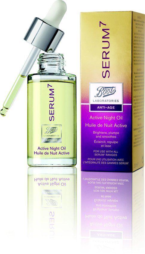 Serum 7 - Olio anti-età