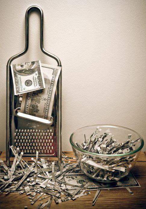 Non buttate via i vostri soldi, attente alle truffe! ( Tax Credits on Flickr)