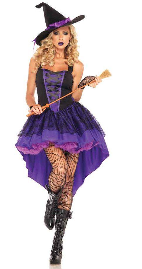 Costume da strega (sexy), prezzo $49.99