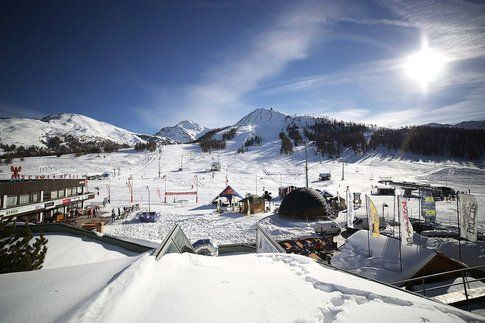 Snowpark di Sestriere