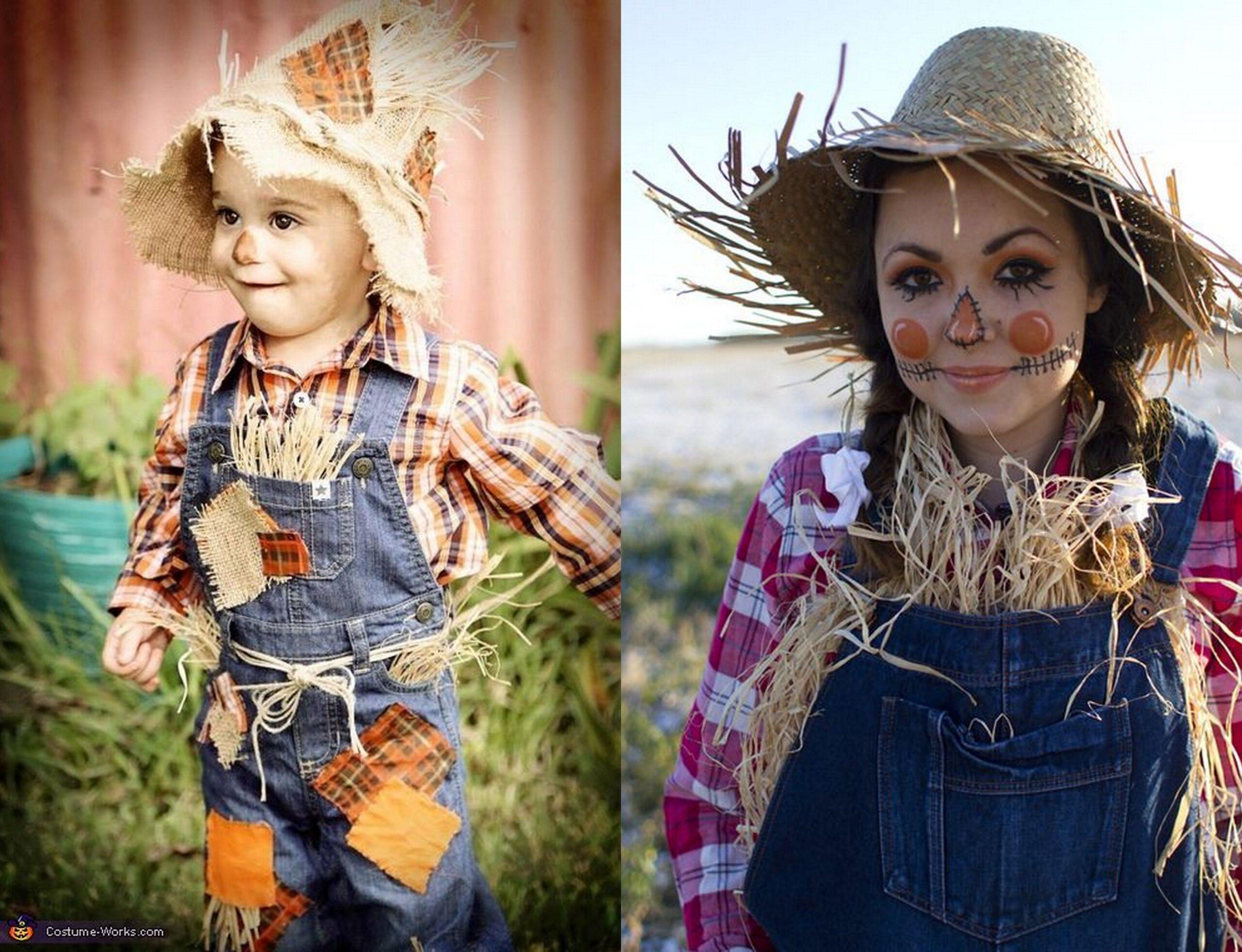 6 semplici travestimenti last minute per Halloween!