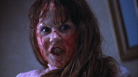 Linda Blair ne L'esorcista - foto Movieplayer.it