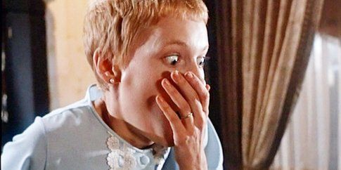Mia Farrow in Rosemary's baby - foto Movieplayer.it