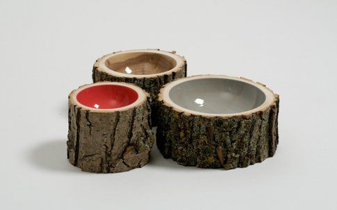 Log Bowls di Loyal Loot
