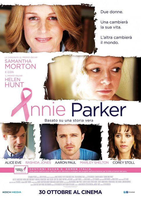 """Locandina """"Annie Parker"""" - immagine da movieplayer.it"""