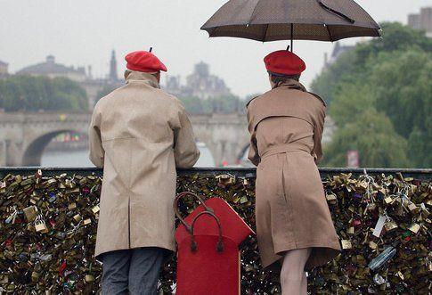 Ispirazione parigina per Louboutin