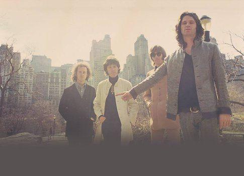 The Doors - foto d'archivio pagina facebook The Doors