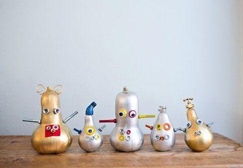 Le zucche-robot di hello, Wonderful