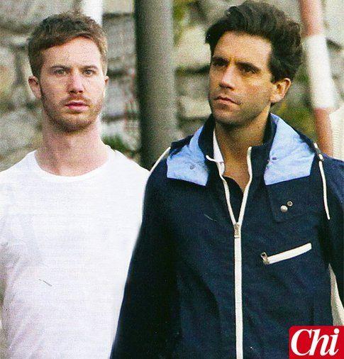 Mika e Andreas Dermanis