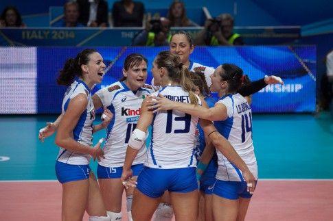 Nazionale Azzurra - FIVBWomensWCH