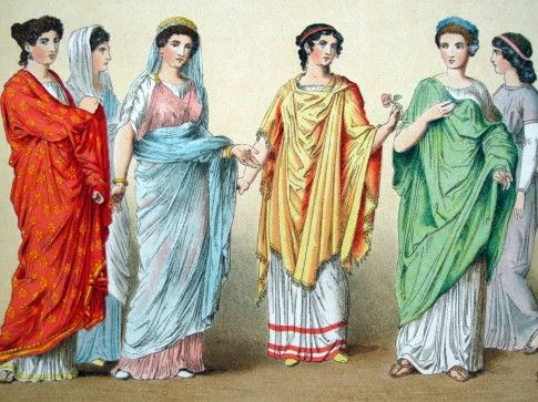 sale retailer 5e96e ad233 La moda nell'Antica Roma | Bigodino