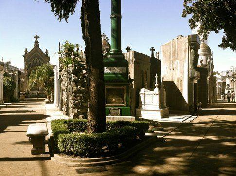 Il Cimitero di Recoleta
