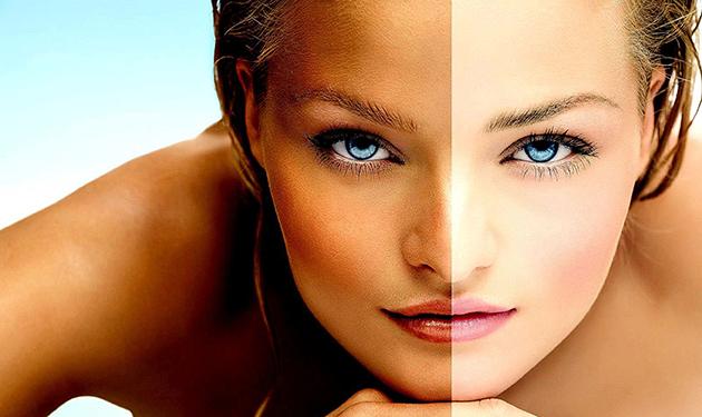 Pelle ambrata o pelle bianca, qual è la vera bellezza?