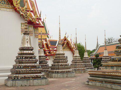 Il Wat Pho - foto Elisa Chisana Hoshi