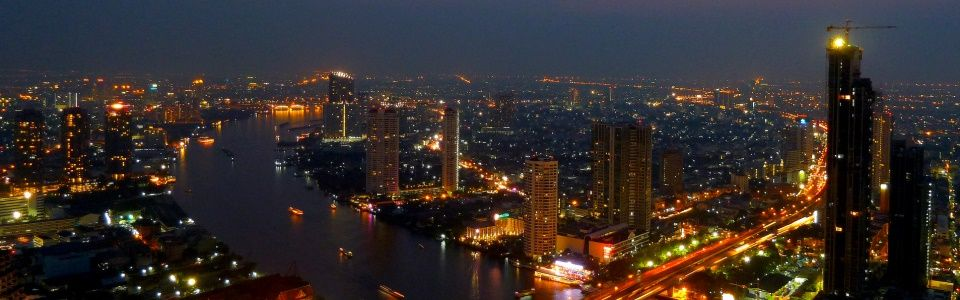 Bangkok, un caleidoscopio di colori e sapori che fa girare la testa