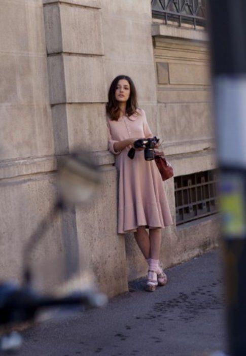 Eleonora Carisi- Foto: The Sartorialist
