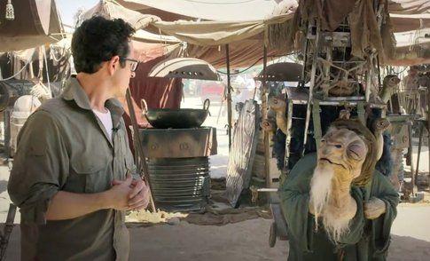 Star Wars Episodio 7: foto dal set