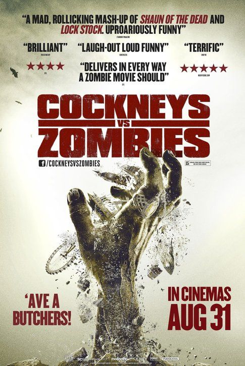 Locandina di Cockneys vs. Zombies - foto Movieplayer.it