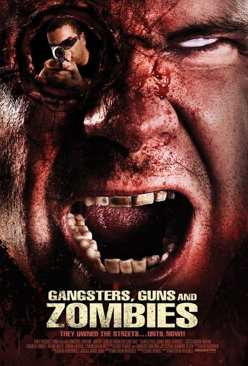 Locandina di Gangsters, Guns & Zombies - foto Movieplayer.it