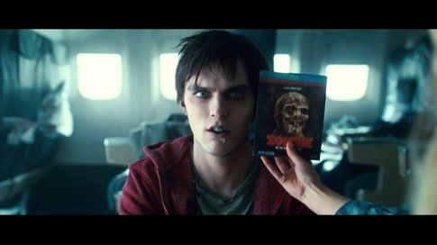 Una scena da Warm Bodies - foto Movieplayer.it