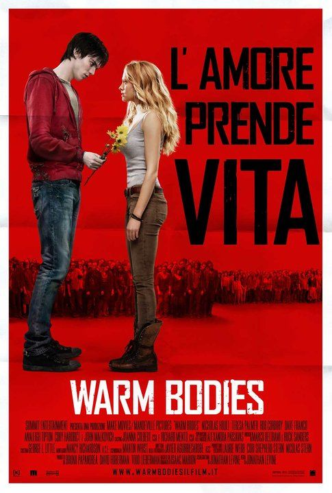 Locandina di Warm Bodies - foto Movieplayer.it