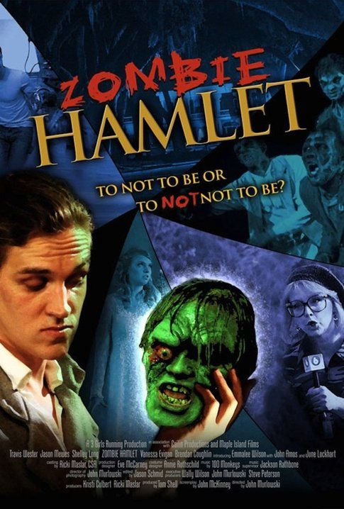 Locandina di Zombie Hamlet - foto Movieplayer.it