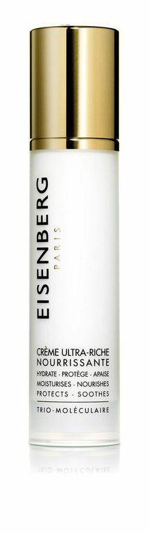 La Crème Ultra Riche Nourrissante di Eisenberg è perfetta per idratare, levigare e lenire la pelle durante l'inverno.