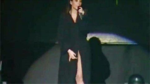 Laura Pausini - concerto in Perù nel luglio 2014