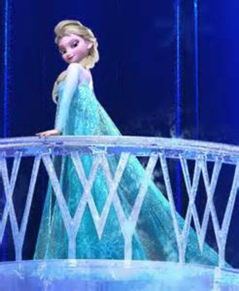 Elsa. La glaciale.
