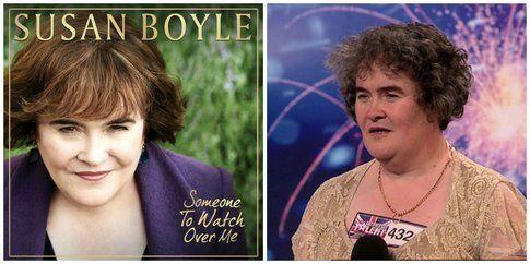 Susan Boyle: prima, dopo e di nuovo!