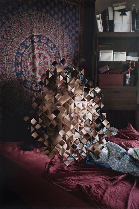 Puzzle Pieces, 2013, © Sarah Anne Johnson
