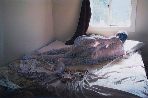 Sparkles, 2013, © Sarah Anne Johnson