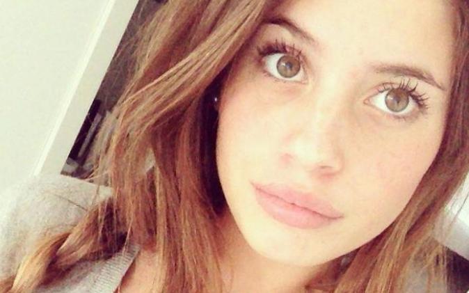 Chiara Nasti distrutta per la morte del cane