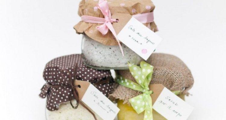 Idee regalo per natale gli scrub fatti in casa bigodino for Idee regali di natale