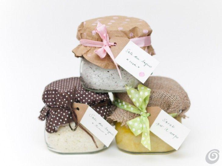 Idee regalo per natale gli scrub fatti in casa bigodino for Idee per regali di natale