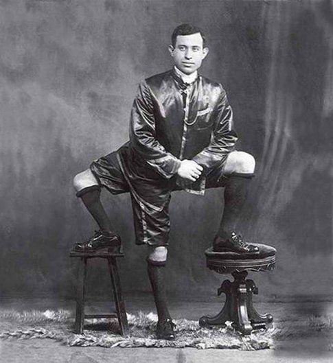 "Francesco Lentini, ""The Great Lentini"""